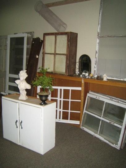 Doors, windows & cabinets